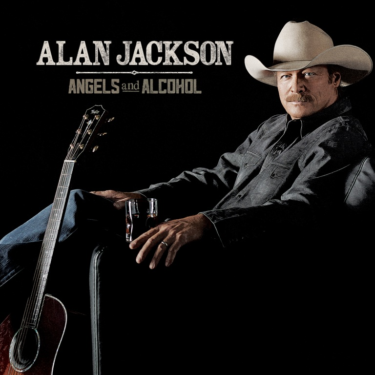 ALAN JACKSON INVITED A FEW 'FRIENDS' TO APPEAR ON HIS NEW ALBUM.