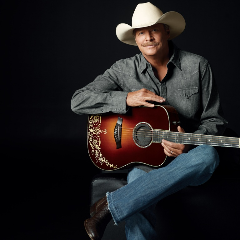 ALAN JACKSON FEATURED ON CBS SUNDAY MORNING.