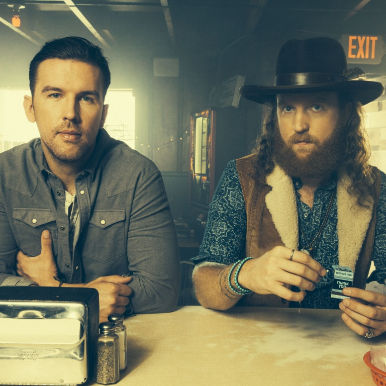 BROTHERS OSBORNE EARN SOME HEAVY METAL FOR 'STAY A LITTLE LONGER.'