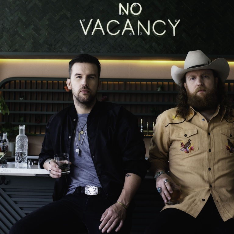 """BROTHERS OSBORNE RELEASES NEW TRACK """"HATIN' SOMEBODY"""" OFF UPCOMING ALBUM SKELETONS."""