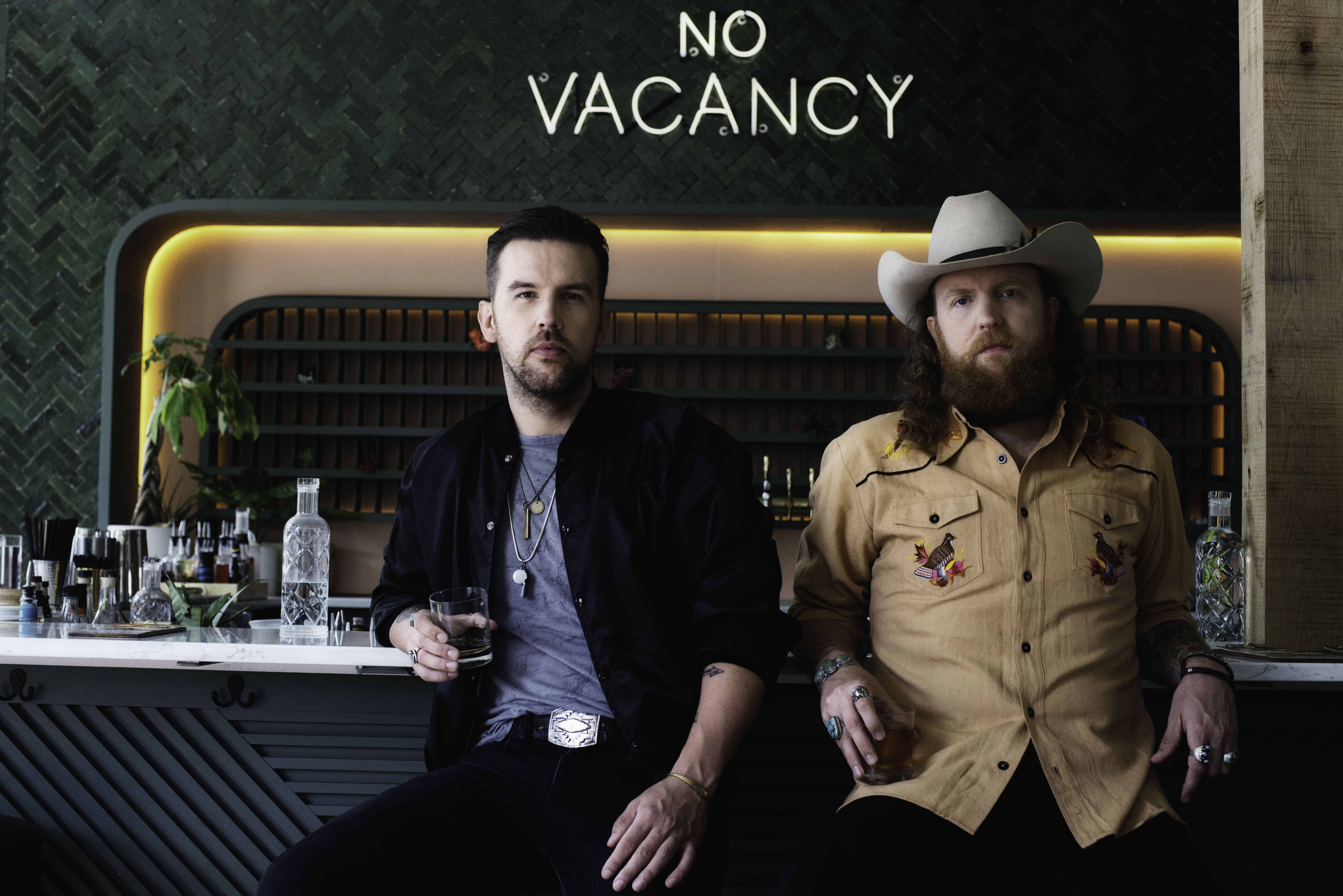 BROTHERS OSBORNE SET TO PERFORM ON ELLEN TOMORROW.