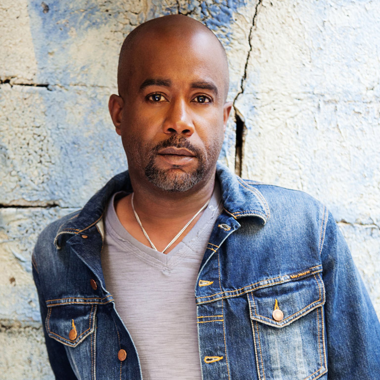 DARIUS RUCKER TOPS THE COUNTRY CHART WITH 'HOMEGROWN HONEY.'