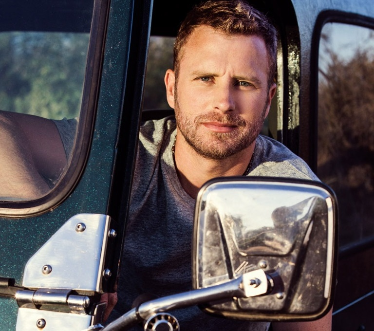 DIERKS BENTLEY HONORED TO BE INCLUDED ON GRAMMY-NOMINATED 'THE DRIVER.'
