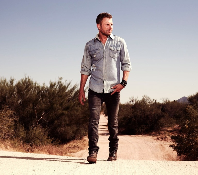 """DIERKS BENTLEY'S """"I HOLD ON"""" WAS NO. 1 SIX YEARS AGO TODAY (MARCH 24TH)."""