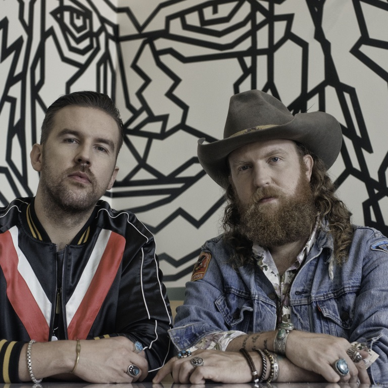 "BROTHERS OSBORNE DIVE INTO THEIR NORMAL CMT'S ""OFF THE ROAD."""