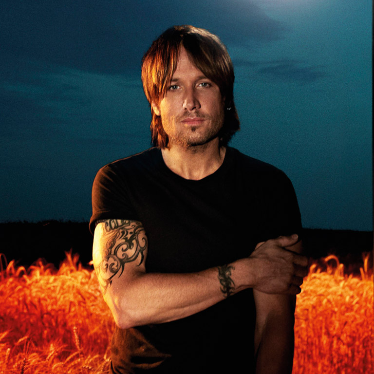GO BEHIND-THE-SCENES OF KEITH URBAN'S LATEST SINGLE, 'RAISE 'EM UP,' FEATURING ERIC CHURCH.