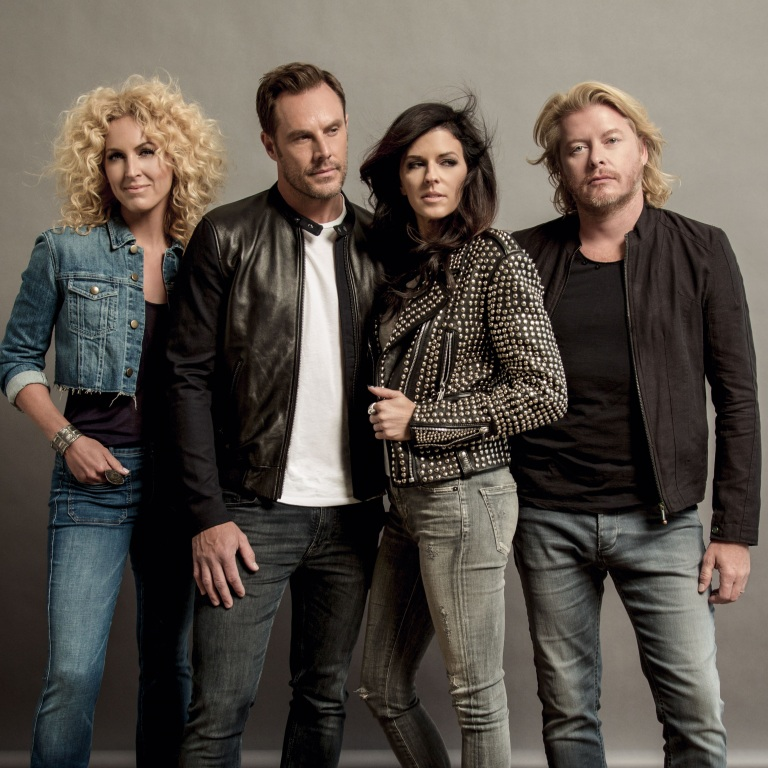 LITTLE BIG TOWN'S 'GIRL CRUSH' IS 'BRILLIANT.'