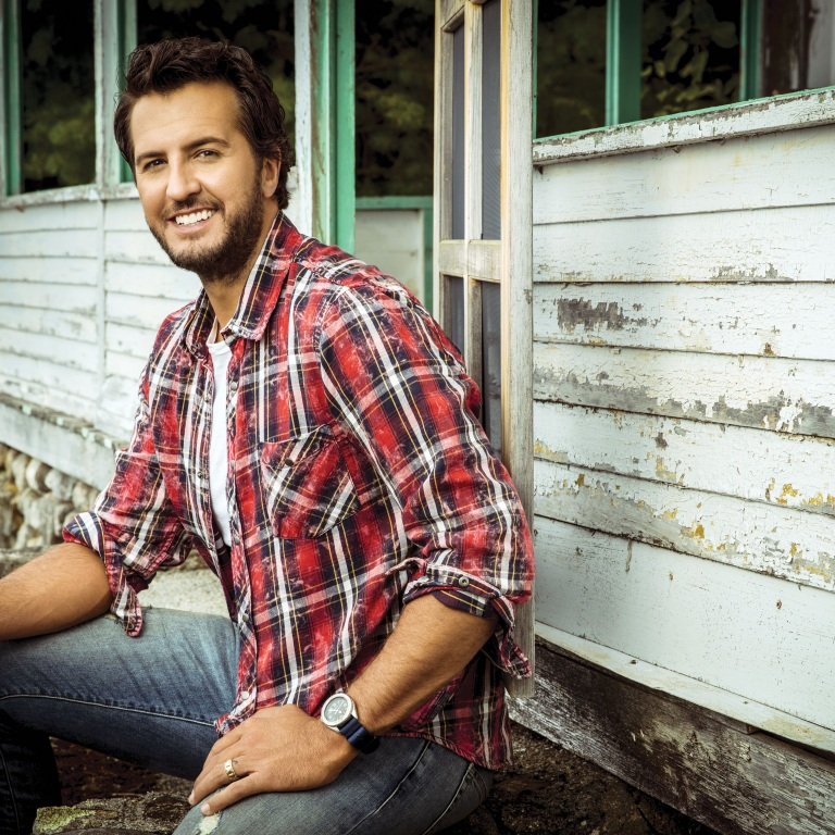 LUKE BRYAN RELEASES HIS NEW SINGLE, 'MOST PEOPLE ARE GOOD.