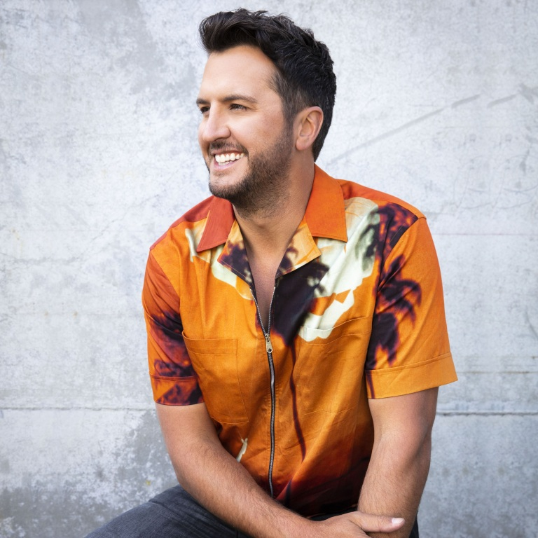 "LUKE BRYAN SPENDS A SECOND WEEK AT NO. 1 WITH ""ONE MARGARITA."""