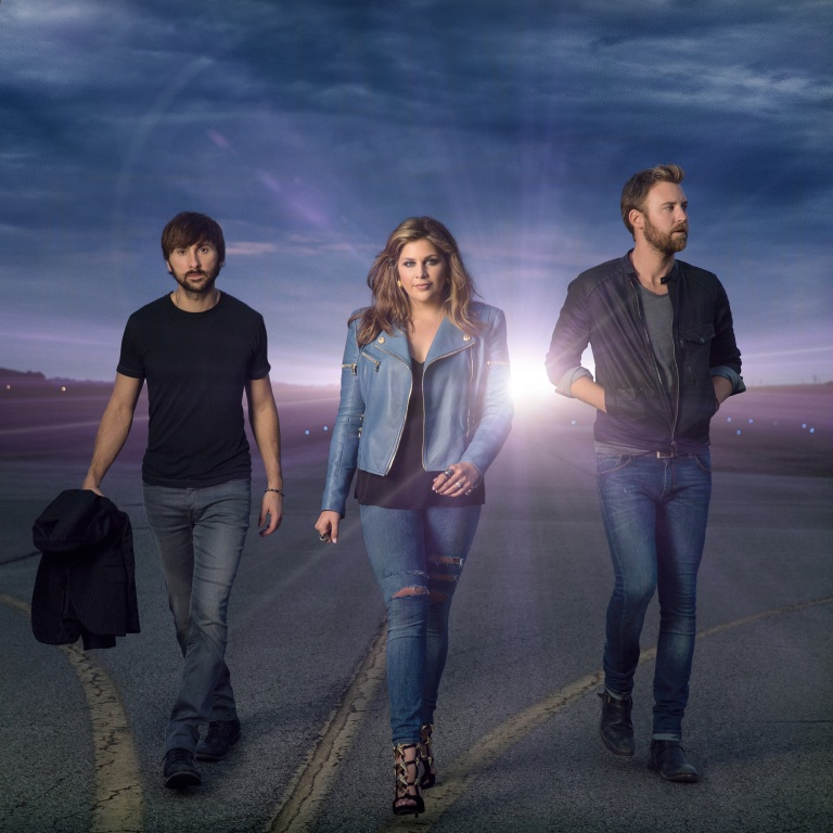 LADY ANTEBELLUM READY TO LAUNCH THEIR WHEELS UP 2015 TOUR.