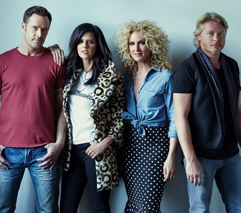 LITTLE BIG TOWN PICKS UP ON SUPPORT FROM THEIR PEERS.