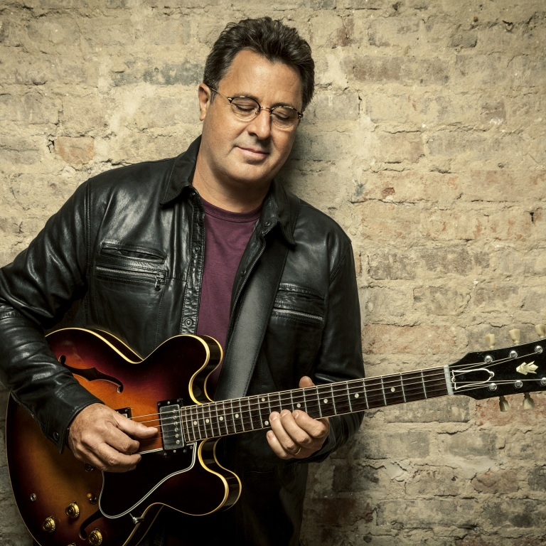 VINCE GILL KICKS OFF HIS SONGS AND STORIES TOUR WITH LYLE LOVETT.