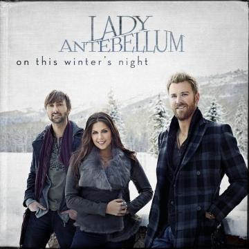 LADY ANTEBELLUM WILL RELEASE NEW CHRISTMAS ALBUM, 'ON THIS WINTER'S NIGHT.' (AUDIO)