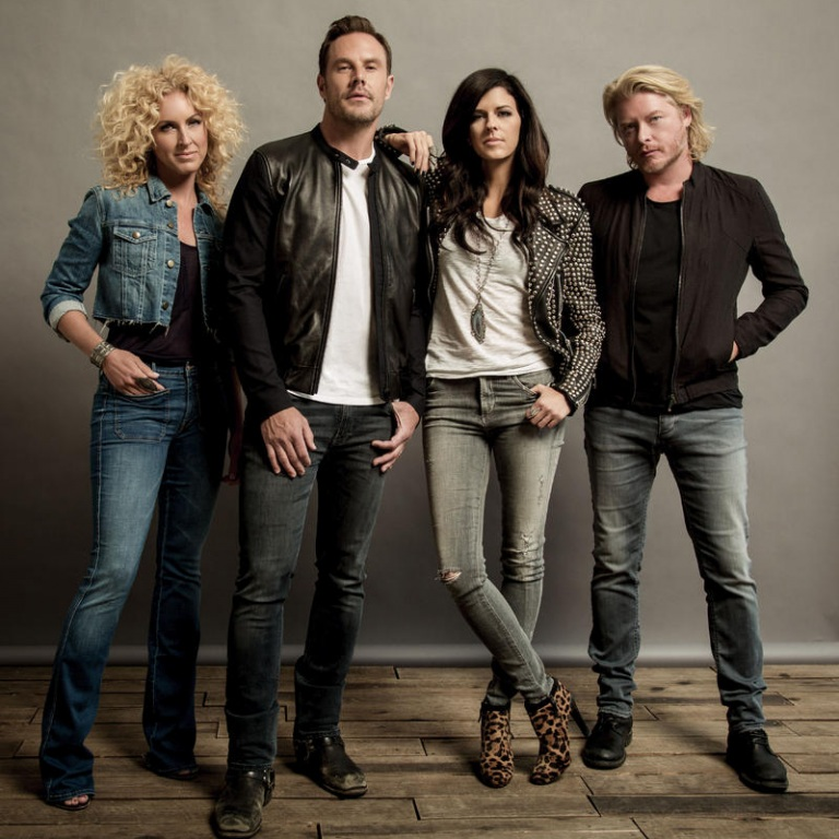 CHRISTMAS AUDIO 2014: Little Big Town (AUDIO)