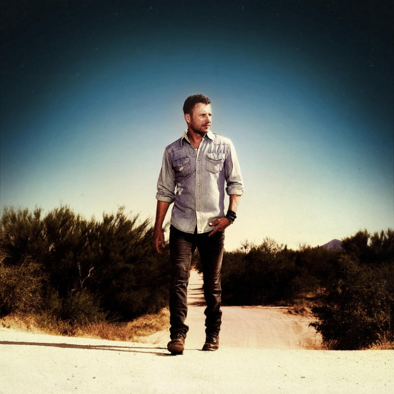 DIERKS BENTLEY PICKS UP SOME HEAVY METAL! (PRESS RELEASE AND AUDIO)