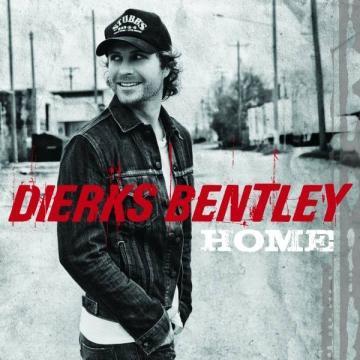 DIERKS BENTLEY SETS 'HOME' ALBUM RELEASE DATE!