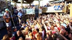 LUKE BRYAN CELEBRATES SPRING BREAK 2012 IN PANAMA CITY BEACH WITH 80,000 FANS.