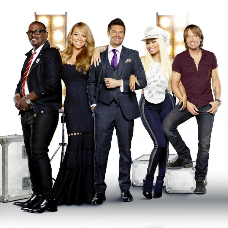 KEITH URBAN AND THE REST OF THE 'AMERICAN IDOL' CREW HAVE SET A DATE! (PHOTO)