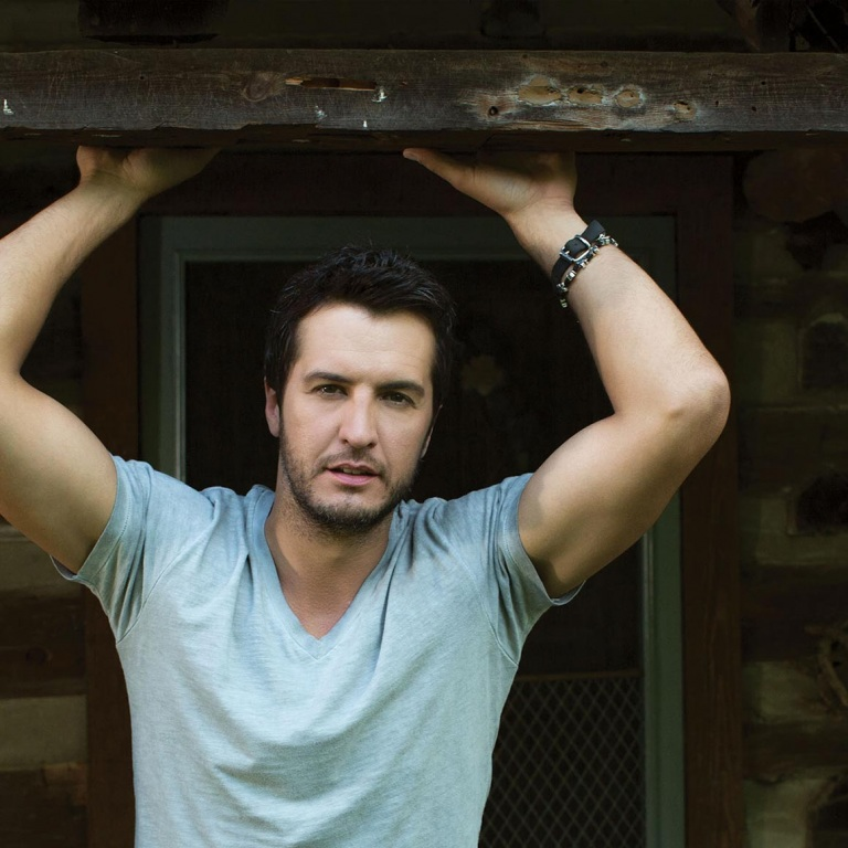 LUKE BRYAN ANNOUNCES HIS NEW ALBUM, KILL THE LIGHTS, ON THE ELLEN DeGENERES SHOW.