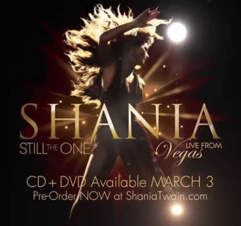 SHANIA TWAIN WANTED TO HAVE A GOOD TIME WITH HER LAS VEGAS SHOW.