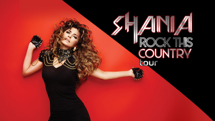 SHANIA TWAIN WILL HIT THE ROAD THIS SUMMER.