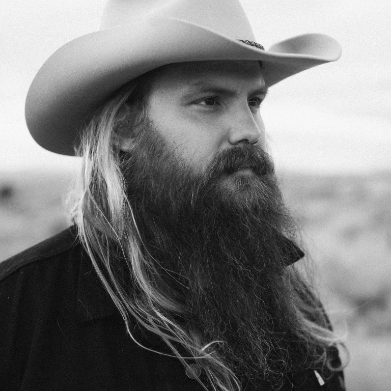 CHRIS STAPLETON MAKES HIS SOLO NETWORK TELEVISION DEBUT ON LETTERMAN!