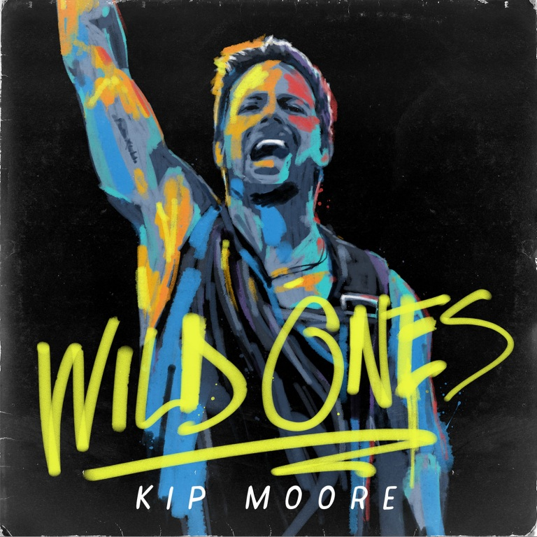 KIP MOORE'S NEW ALBUM, WILD ONES, IS NOW AVAILABLE.