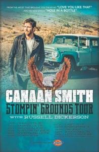 Canaan tour