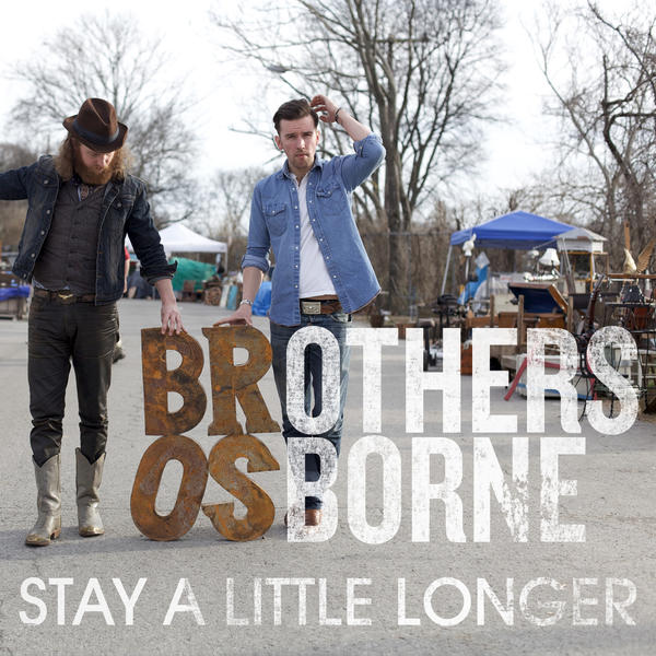 BROTHERS OSBORNE SWING INTO ACTION.