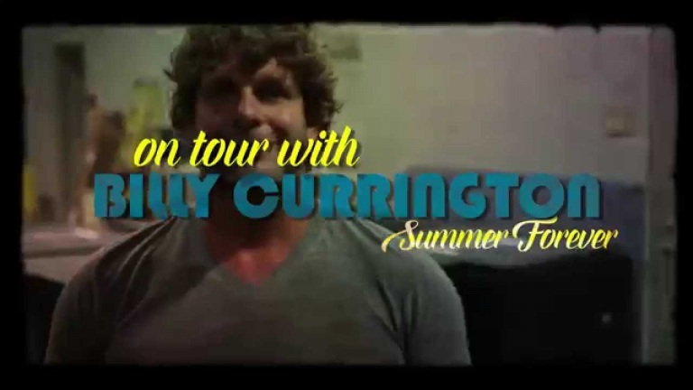 On Tour with Billy Currington Episode 1