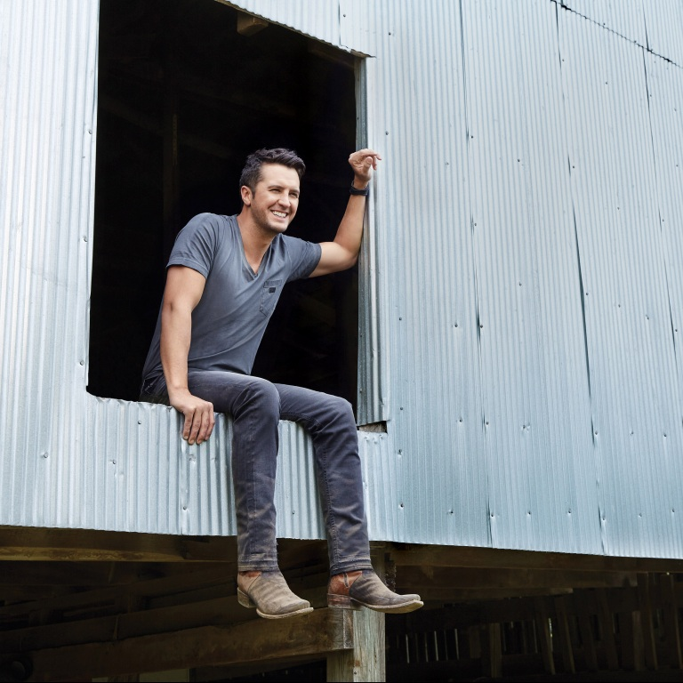 LUKE BRYAN DOESN'T TAKE HIS SUCCESS FOR GRANTED.