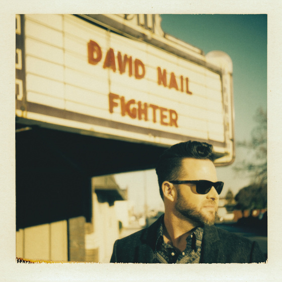 DAVID NAIL FULFILLS A GOAL WITH HIS NEW ALBUM, 'FIGHTER.'