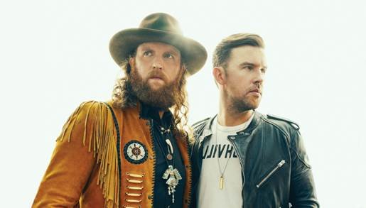 BROTHERS OSBORNE WIN TWO ACM AWARDS!