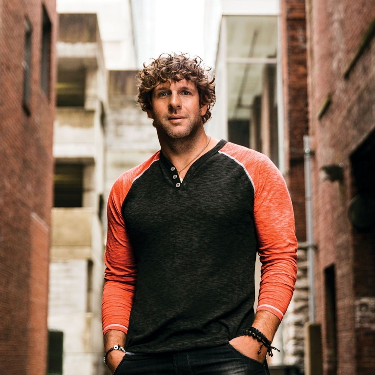 BILLY CURRINGTON'S 'IT DON'T HURT LIKE IT USED TO' IS THE NO. 1 COUNTRY SONG.