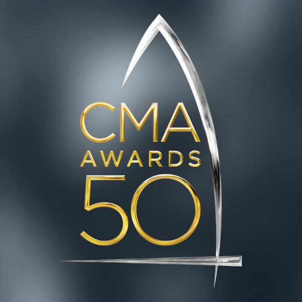 THE STAGE IS SET FOR THE 50TH ANNUAL CMA AWARDS.