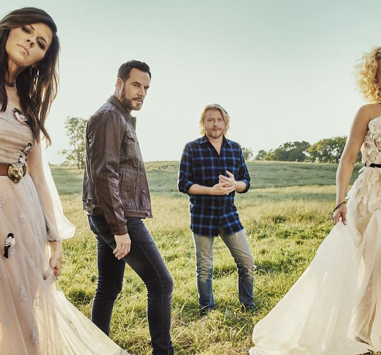 LITTLE BIG TOWN 'CRUSHES' THE GRAMMY NOMINATIONS.