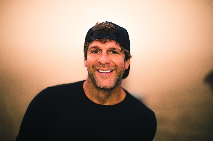 BILLY CURRINGTON ANNOUNCES HIS NEW TOUR LAUNCHING IN MARCH.