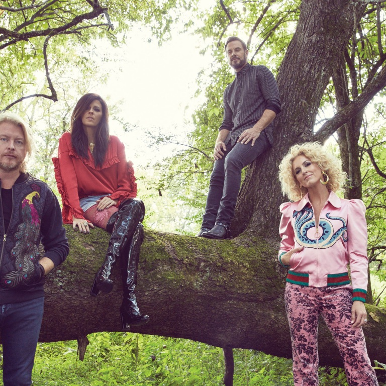 LITTLE BIG TOWN TEAMS UP WITH THE OPRY FOR CMA MUSIC FESTIVAL.