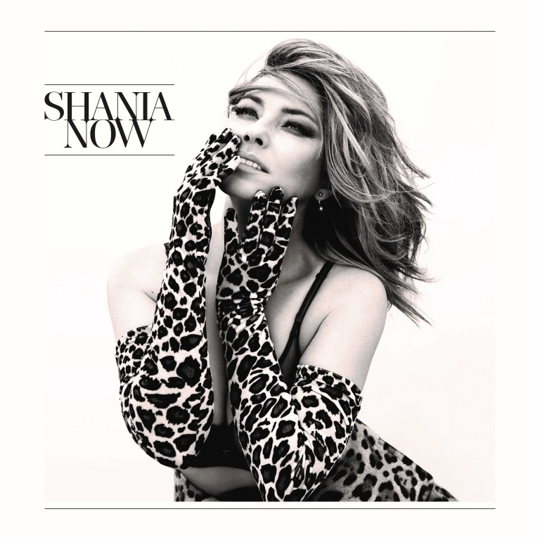 GLOBAL SUPERSTAR SHANIA TWAIN RELEASES NEW SINGLE AND REVEALS NEW ALBUM  'NOW' – AVAILABLE SEPTEMBER 29TH.