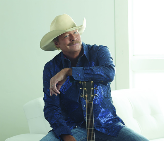 ALAN JACKSON'S HONKY TONK HIGHWAY TOUR ROLLS THROUGH THIS FALL.