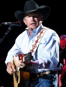 SAN ANTONIO, TX - SEPTEMBER 12: In this handout photo provided by Hand in Hand, George Strait performs onstage during George Strait's Hand in Hand Texas benefit concert; Strait and special guests Miranda Lambert, Chris Stapleton, Lyle Lovett and Robert Early Keen perform in concert at the Majestic Theatre on September 12, 2017 in San Antonio, Texas. (Photo by Rick Diamond/Hand in Hand/Getty Images)