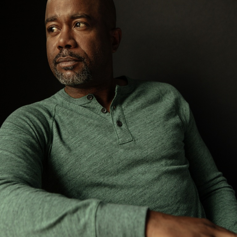 "DARIUS RUCKER REWORKS ""HOLD MY HAND"" FOR HEALTHCARE WORKERS AND PATIENTS AT MUSC."