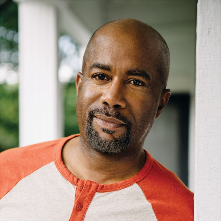 DARIUS RUCKER APPEARED ON NBC'S TODAY SHOW.