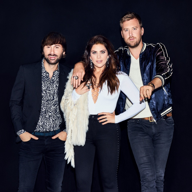 LADY ANTEBELLUM'S CHARLES KELLEY'S TWO-YEAR-OLD SON LOVES GOING ON THE ROAD.