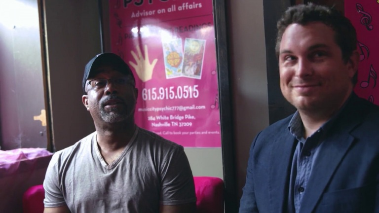 Darius Rucker: For The First Time: Episode 2 – Psychic Powers