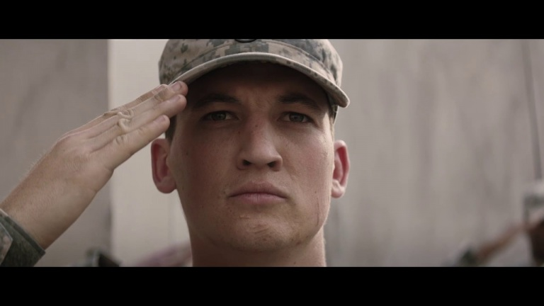 Shania Twain – Soldier (Music Featurette on Thank You For Your Service Trailer)