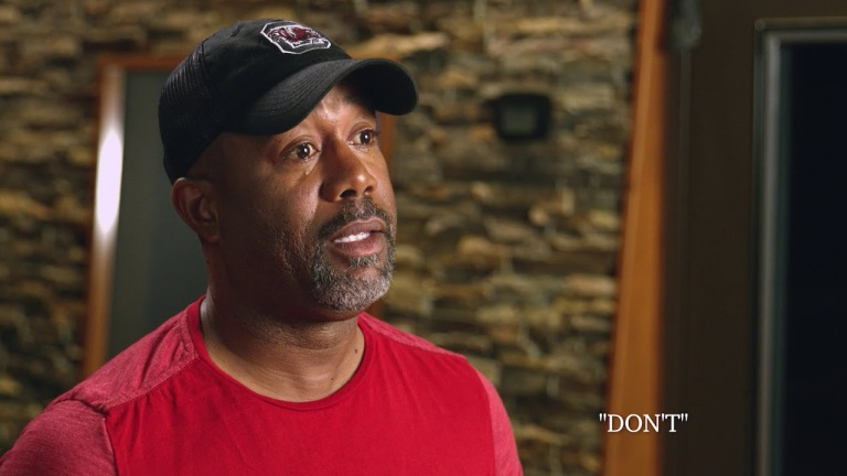 "Darius Rucker: ""Don't"" (Cut x Cut)"