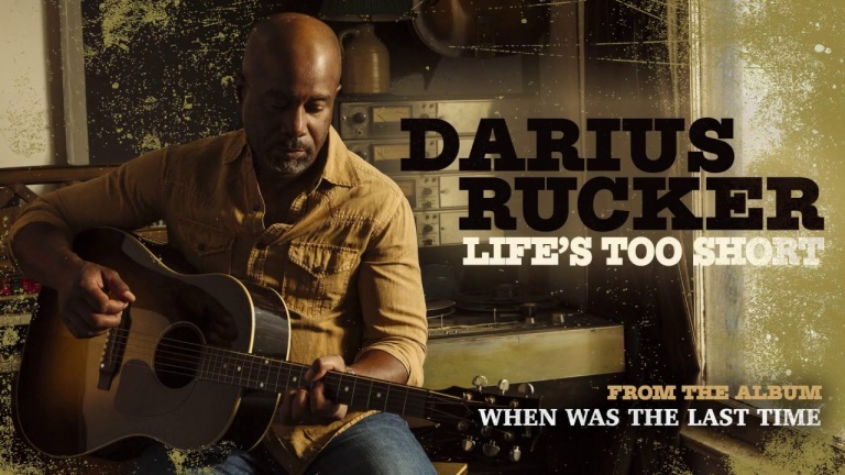 "Darius Rucker: ""Life's Too Short"" (Cut x Cut)"