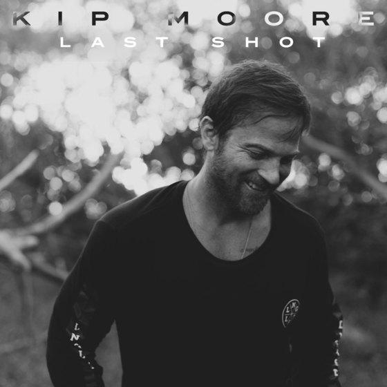 KIP MOORE RELEASES 'LAST SHOT' TO RADIO.