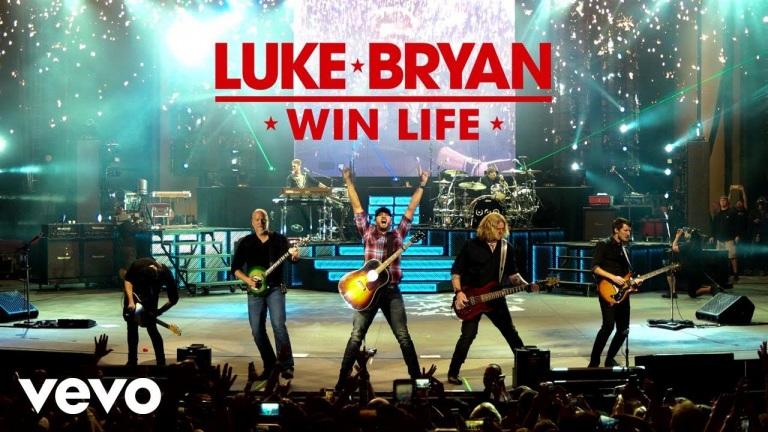 Luke Bryan – Win Life (Audio)